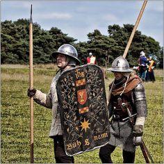 Bildresultat för pavise shield spearmen