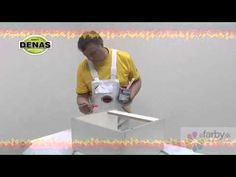 Ako a čím natrieť detský nábytok, hračky alebo kuchynskú linku? - YouTube