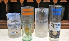 Turn Your Beer Bottles Into Glass Cups! – Cosmia Magazine