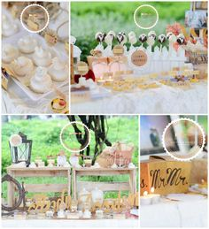 Outdoor Vintage Wedding Party Planning Ideas Supplies Idea Decorations
