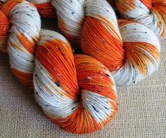 GnomeAcres - Pumpkin Spice Latte - Scruffy Gnome - Fingering / Sock Tweed Yarn, $23.00 (http://shop.gnomeacres.com/pumpkin-spice-latte-scruffy-gnome-fingering-sock-tweed-yarn/)