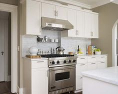 Spaces Small Kitchen Design, Pictures, Remodel, Decor and Ideas - page 30