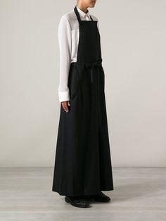 Yohji Yamamoto | Apron Skirt Trouser