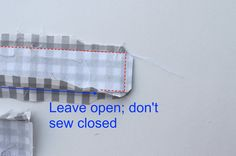 In the previous post , we discussed open-ended straps and how they attached to bags. Today's post is all about closed-ended straps. ...