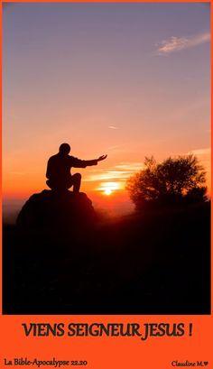 Les problèmes de ce monde se multiplient. Nous ne pouvons pas porter toute la détresse du monde. Mais nous pouvons prier : - Viens Seigneur Jésus ! Seule sa venue et l'établissement de son règne sont la solution ... Bonne soirée à tous et à demain. ♥ ♥ ♥ ♥ Claudine Michau - Google+