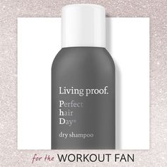 The perfect gift for your active friend who loves to work out, grab our Perfect hair Day Dry Shampoo so she can skip washing her hair after a workout.