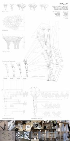 APPLIED: Research through Fabrication competition / 1st prize_CAST THICKET by Christine Yogiaman and Ken Tracy