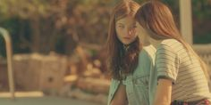 """Hayley Kiyoko, """"Girls Like Girls"""" Video - not only is this video beautifully made and touching to watch, but the story is better than any LGBT movie I've seen in a while. It's so good that I'm writing a prose version of this clip - since its not my plot, it will probably never see the light of day, but it hit me so hard that I just HAD to write it, since that's how I process most things. Watch it right now!"""