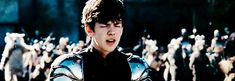 Edmund watching his older brother fighting Miraz and worrying about him. Narnia 4, Skandar Keynes, William Moseley, Edmund Pevensie, Georgie Henley, Prince Caspian, Best Authors, Chronicles Of Narnia, Cs Lewis