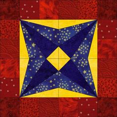 Free Patterns 2010 : DreamCastle Quilts