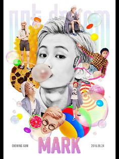 NCT Dream - Chewing Gum - Mark