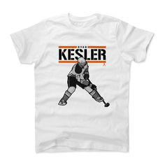 Ryan Kesler Play K Anaheim NHLPA Officially Licensed Toddler and Youth T-Shirts 2-14 Years