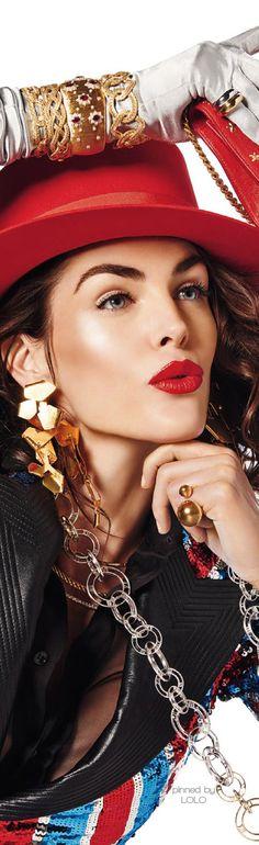 HILARY RHODA BY GIAMPAOLO SGURA for Vogue Paris