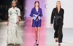 Fashion breeze from Asia: Japanese touch andkimono trend