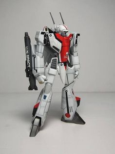 Macross The First - Hikaru VF-1J (MtF version):
