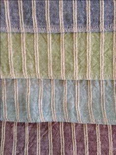 Beautiful Linens for drapes, blinds. DO&CO made to measure service, specialist in het maken van gordijnen en stofferen van stoelen.