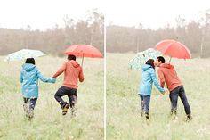 Mike Arick Photography - Rainy day engagement session