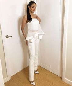 "33.1k Likes, 99 Comments - Megan Young (@meganbata) on Instagram: ""Alyas Robinhood Thanksgiving ⚪️ #StyledByAdrianne @adrianneconcept / outfit by @pattyang_"""