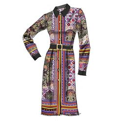 V8829   Misses'/Misses' Petite Dress And Belt   New Sewing Patterns   Vogue Patterns
