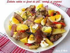 » Idei cum sa transformi ouale de la Paste in retete specialeCulorile din Farfurie Paste, Cobb Salad, Ethnic Recipes, Sweet, Food, Candy, Essen, Meals, Yemek