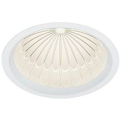 Element Bloom 12 Inch Reflections LED Trim in White Element Lighting, Contrast Lighting, Led Recessed Lighting, Indirect Lighting, Classic Lighting, Modern Lighting, Lighting Ideas, Lighting Design, Contemporary Light Fixtures