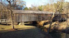 Auchumpkee Creek Bridge, Upson County Ga