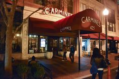 10/26/2013 --Project Purple event at Carmines restaurant in Washington, DC