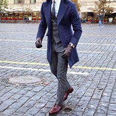 Be inspired by @tomaslasoargos wearing @absolutebespoke || MNSWR style inspiration || www.MNSWR.com
