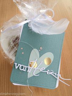wunderschöner Geschenkanhänger, gefunden auf www.dinaherzog.com