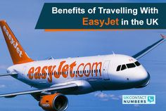 Learn Benefits of #Traveling With #EasyJet in the #UK