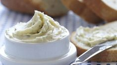 Seasoned Ranch Butter - Yummy on vegetables.