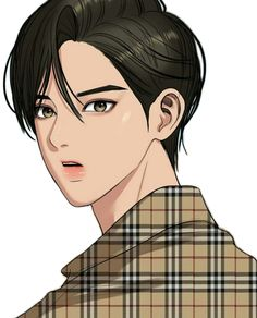 Anime Couples Drawings, Couple Drawings, Angel Aesthetic, Aesthetic Anime, Suho, Anime Korea, Webtoon Comics, Character Sketches, Kawaii Wallpaper