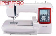 Máquina de Bordar Janome MC230E 2.690,00 14x14cm