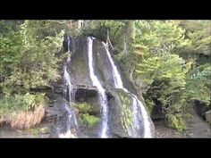 seven string waterfall  Shiobara hot spring