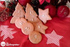 Galletas caseras de Navidad - Recetasderechupete.com