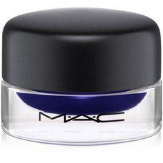 Mac Fluidline, 0.1 oz (53 BRL) ❤ liked on Polyvore featuring beauty products, makeup, eye makeup, beauty, eyes, waveline, liquid eyeliner, mac cosmetics makeup, liquid eye liner and mac cosmetics