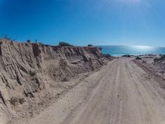 The road from Los Frailes to Cabo. This was the good part.