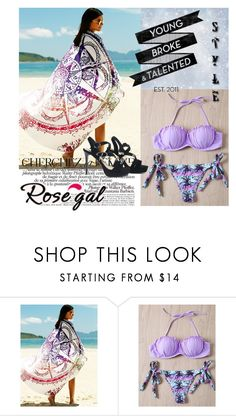 """""""Rosegal 45"""" by aida-1999 ❤ liked on Polyvore featuring La Femme"""