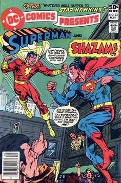 #dc #dccomics #dccomicspresents #superman #comicbooks #covers #superheroes #comicwhisperer #comiccovers #shazam
