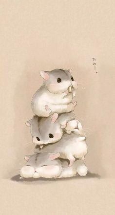 Soft Phone Cover Case For iPhone 7 6 5 SE Amazing Present Panda Fashion Girl Hamster Heart Fundas