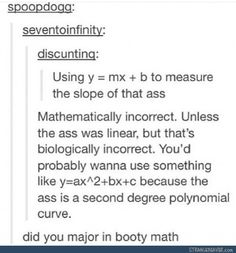 No, it's just common knowledge that y=mx+b is an equation to find something linear.