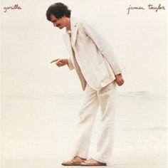 Album cover, Gorilla by James Taylor, 1975. James Taylor Albums, Taylor James, Style Lyrics, Music Lyrics, Cool Album Covers, Boy Music, Bob Seger, Great Albums, Musica