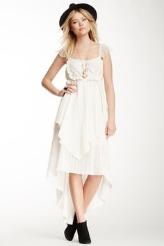 Free People Candle Light Midi Dress by Assorted on @HauteLook