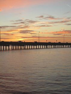 Punta Gorda Florida is were i go each year over the summer to see my grandpa.  I have been on this bridge.