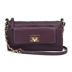 be64c3ae649df8 Liz Claiborne® Bridget Crossbody Bag Liz Claiborne