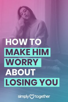 If your man is making it clear that he's not worried about losing you, chances are it leaves you feeling like you don't matter much to him… Maybe you even feel unimportant to him and taken for granted. Here you'll find tips on what to do to get him to see your worth and chase you again. #RelationshipAdvice #RelationshipTips #MarriageAdvice #Couples #BoyfriendTips Relationship Problems, Relationship Advice, Feeling Unimportant, Taken For Granted, Your Man, Losing You, Marriage Advice, Got Him, Like You