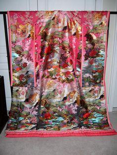 Wedding kimono | by santapaws4xmas