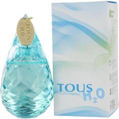 Tous H20 Women's 3.4-ounce Eau de Toilette Spray