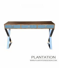 Alexander Console Table / Desk   Plantation Design
