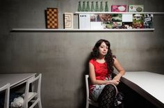 Jennine #Capó Crucet, #Picador Guest Professor in Leipzig, copyright: Andreas Lamm